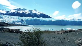 Perito Moreno Royalty Free Stock Photography