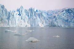 Perito Moreno glaciär Royaltyfria Bilder