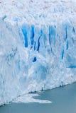 Perito Moreno Glaci3r Argentina Arkivfoton