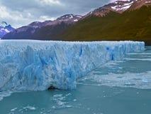 Perito Moreno Glaciar Royaltyfria Foton
