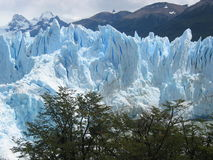 Perito Moreno glaciar Fotografia Stock
