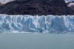 Perito moreno glaciar. In argentina Royalty Free Stock Images