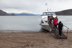 Perito Moreno Glaciar Argentina Royalty Free Stock Image