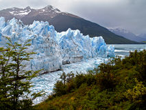 Perito Moreno Glaciar Stock Image