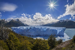 Perito Moreno Glacier - Παταγωνία - Αργεντινή Στοκ φωτογραφία με δικαίωμα ελεύθερης χρήσης