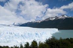 Perito Moreno Glacier. In Argentina royalty free stock photos