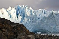 Perito Moreno Glacier imagen de archivo