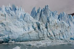 Perito moreno glacier Royalty Free Stock Photography