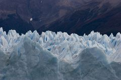 Perito moreno glacier Royalty Free Stock Photo