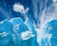 Perito Moreno glacier, Argentina. Royalty Free Stock Image