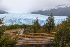 Perito Moreno Glacier Argentina Royalty Free Stock Photo