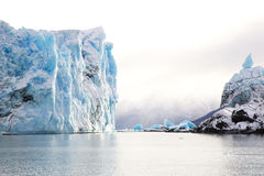 Perito Moreno Glacier, Argentina Royalty Free Stock Photos