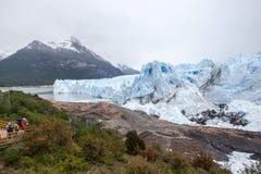 Perito Moreno Glacier Argentina Royalty Free Stock Image