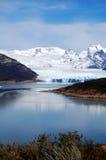 Perito moreno glacier. In argentina Royalty Free Stock Image