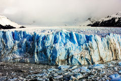 Perito Moreno glacier , Argentina Royalty Free Stock Photography