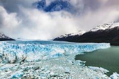 Perito Moreno Glacier. Argentina: October 2013 Royalty Free Stock Photos