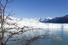 Perito Moreno Glacier In Argentina. stock image