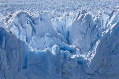 Perito Moreno Glacier - Argentinië Royalty-vrije Stock Foto's