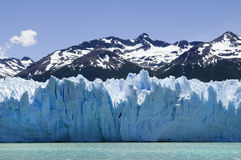 Perito Moreno Glacier in Argentinië Stock Fotografie