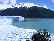 Perito Moreno Glacier Argentinië Stock Fotografie