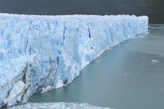 Perito Moreno Glacier argentinië 3d zeer mooie driedimensionele illustratie, cijfer Royalty-vrije Stock Afbeelding
