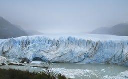 Perito Moreno Glacier argentinië 3d zeer mooie driedimensionele illustratie, cijfer Stock Foto