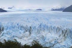 Perito Moreno Glacier argentinië 3d zeer mooie driedimensionele illustratie, cijfer Royalty-vrije Stock Foto's