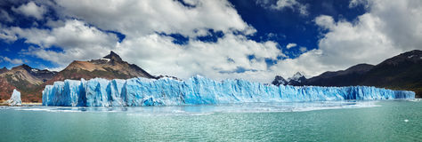 Perito Moreno Glacier Stock Photo
