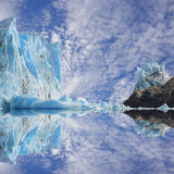 Perito Moreno glacier. Stock Photography