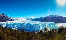 Perito Moreno Glacier-1 royalty-vrije stock fotografie