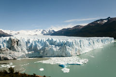 Perito Moreno Glacier - EL Calafate - Αργεντινή Στοκ Φωτογραφία
