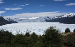 Perito Moreno Glacier, El Calafate, Argentina. Perito Moreno Glacier, El Calafate, Santa Cruz, Argentina Stock Photo