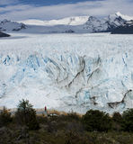 Perito Moreno Glacier, El Calafate, Argentina. Perito Moreno Glacier, El Calafate, Santa Cruz, Argentina Royalty Free Stock Photos