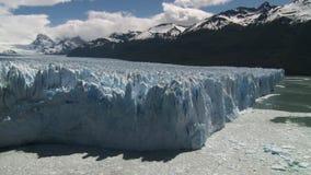 Perito Moreno. Glacier, El Calafate, Argentina. Tripod stock footage