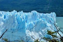 Perito Moreno glacier in El Calafate Stock Photo