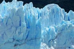 Perito Moreno glacier in El Calafate Royalty Free Stock Photos