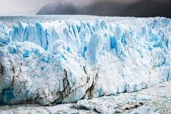 Perito Moreno Glacier en la Patagonia, la Argentina, Suramérica foto de archivo libre de regalías