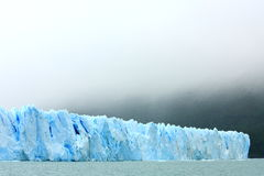 Glacier. Of enormous size in Patagonia Argentina Royalty Free Stock Photography