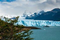 Perito Moreno Glacier, lago Argentino Fotos de Stock