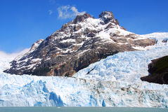 The Perito Moreno Glacier Stock Photography