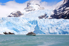 The Perito Moreno Glacier Royalty Free Stock Photography