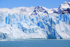 The Perito Moreno Glacier Royalty Free Stock Images