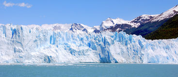 The Perito Moreno Glacier Stock Image
