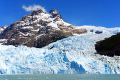 The Perito Moreno Glacier Royalty Free Stock Photo
