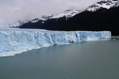 Perito Moreno Glacier from the North Stock Images