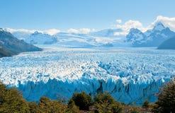 Perito Moreno Glacier, Patagonië, Argentinië Royalty-vrije Stock Fotografie