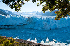 Perito Moreno Glacier, Patagonië - Argentinië royalty-vrije stock afbeeldingen