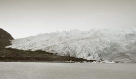 Perito Moreno Glacier in Patagonië argentinië 3d zeer mooie driedimensionele illustratie, cijfer Royalty-vrije Stock Fotografie