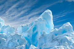 Perito Moreno glacier, patagonia. Stock Photo