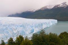 Perito Moreno Glacier in Patagonia. Glaciar Perito Moreno, Parque Nacional Los Glaciares Stock Photos